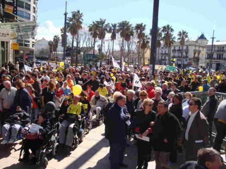 27 mars 2010, Perpignan
