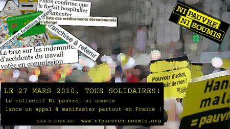 27 mars 2010, Paris