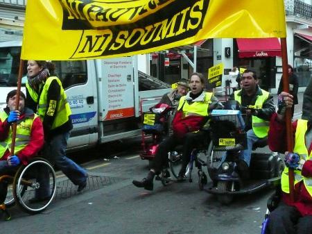 29 janvier à Nantes : jeudi noir et jaune