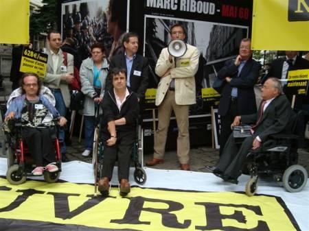 29 mai 2008 - Place de la Sorbonne