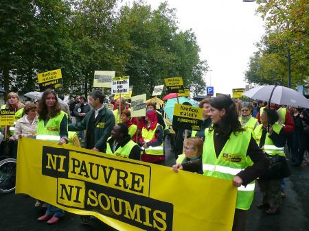 Action locale - NPNS 44, mobilisé plus que jamais!