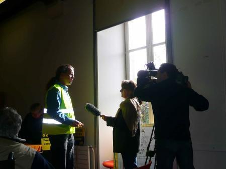 Conférence de presse du 3 octobre 2008