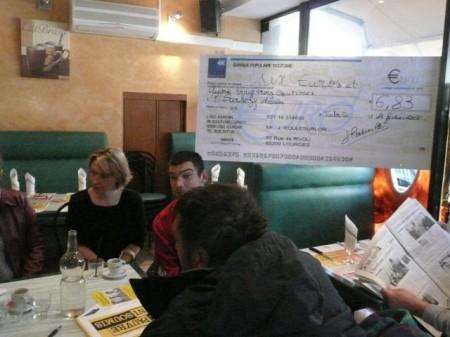 Lancement NPNS à Auch