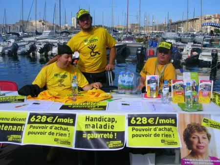 La Dèche à Marseille
