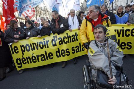 NPNS à la manifestation parisienne !