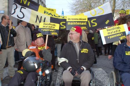 Vendée : NPNS dans la rue !